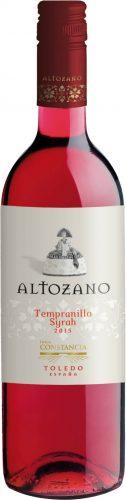 Altozano - Tempranillo Syrah Rosado 2018 75cl Bottle