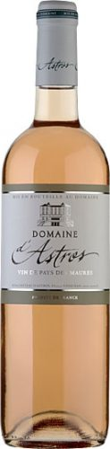 Astros - Vin de Pays Mediterranee Rose 2018 75cl Bottle
