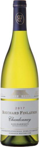 Bouchard Finlayson - Sans Barrique Chardonnay 2017 75cl Bottle