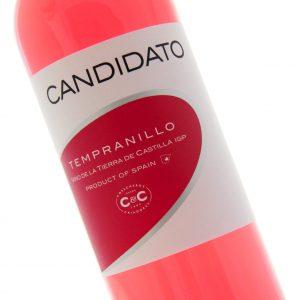 Candidato - Rosado Tempranillo 2018 12x 75cl Bottles