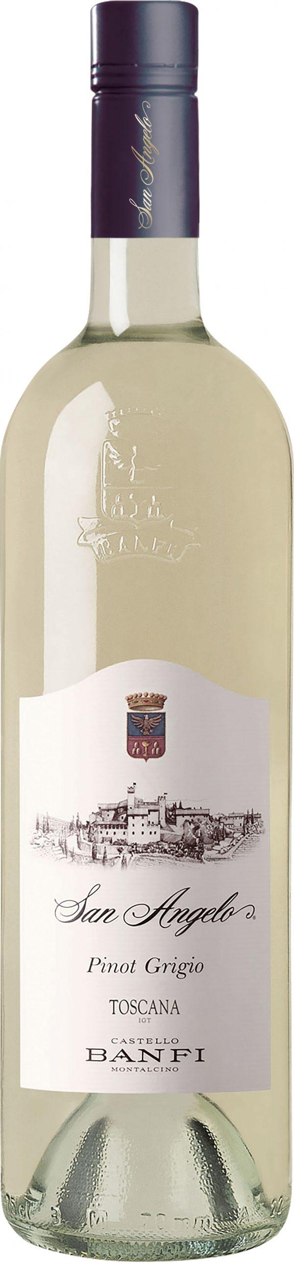 Castello Banfi - San Angelo Pinot Grigio 2017 75cl Bottle
