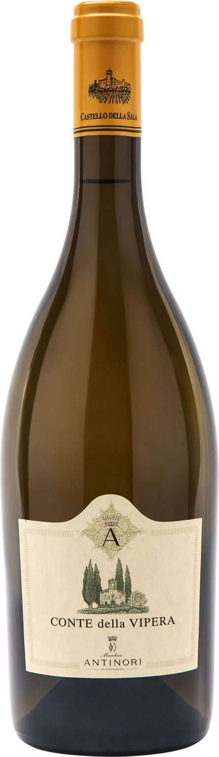 Castello Della Sala - Conte Della Vipera 2018 75cl Bottle