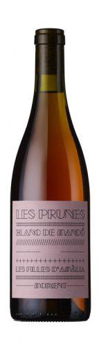 Cellar del Roure - Les Prunes Blanc de Mando DO 2017 6x 75cl Bottles