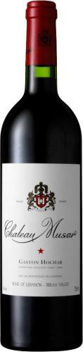Chateau Musar - Gaston Hochar 2012 75cl Bottle