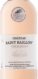 Chateau St Baillon - Reserve du Chateau Cotes de Provence Rose 2018 75cl Bottle