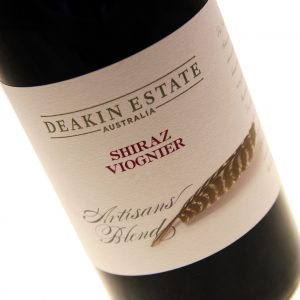 Deakin Estate - Artisan's Blend Shiraz/Viognier 2017 75cl Bottle