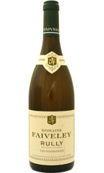 Domaine Faiveley - Rully Blanc 'Les Villeranges' 2014 75cl Bottle