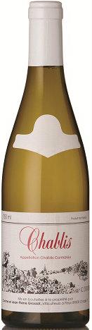 Domaine Grossot - Chablis 2016 75cl Bottle