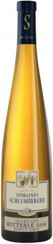 Domaines Schlumberger - Kitterle, Pinot Gris, Grand Cru 2011 75cl Bottle