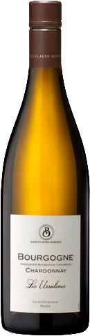 Jean-Claude Boisset - Bourgogne Chardonnay Les Ursulines 2016 75cl Bottle