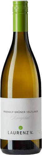 Laurenz V - Friendly Gruner-Veltliner 2015 75cl Bottle