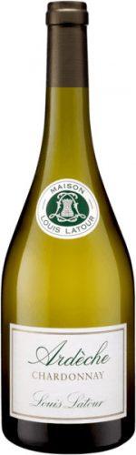 Louis Latour - Ardeche Chardonnay 2017 75cl Bottle