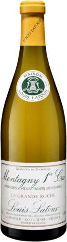 Louis Latour - Montagny 1er Cru 'La Grande Roche' 2018 75cl Bottle