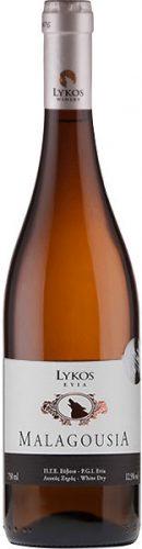 Lykos - Malagousia Dry White 2015 75cl Bottle