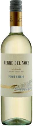 Mezzacorona - Terre Del Noce Pinot Grigio Delle Dolomiti 2018 75cl Bottle