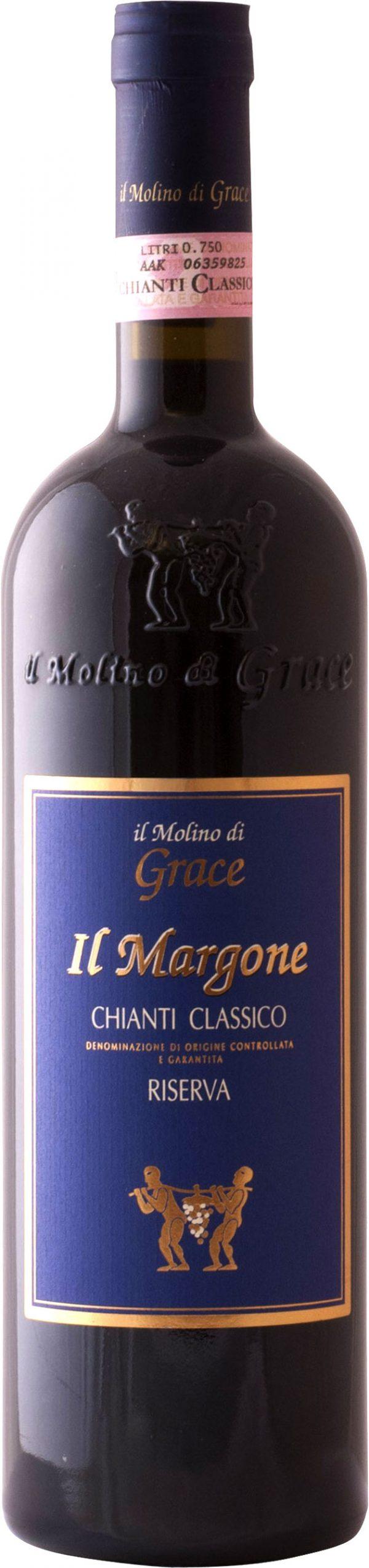 Molino di Grace - Chianti Classico Riserva Il Margone DOCG 2012 75cl Bottle