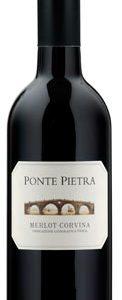 Ponte Pietra - Merlot Corvina 2018 75cl Bottle