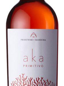 Produttori Di Manduria - Aka Puglia 2018 6x 75cl Bottles