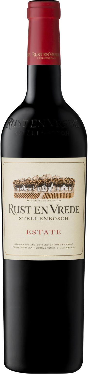 Rust En Vrede - Estate Wine 2016 75cl Bottle