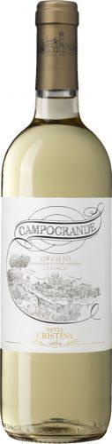 Santa Cristina - Campogrande Orvieto Classico Secco 2018 75cl Bottle