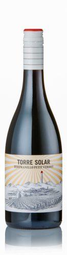 Torre Solar - Tempranillo Petit Verdot VdT Castilla 2016 6x 75cl Bottles