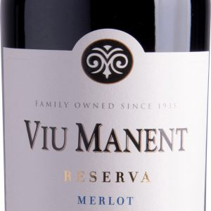 Viu Manent - Estate Collection Reserva Merlot 2018 6x 75cl Bottles