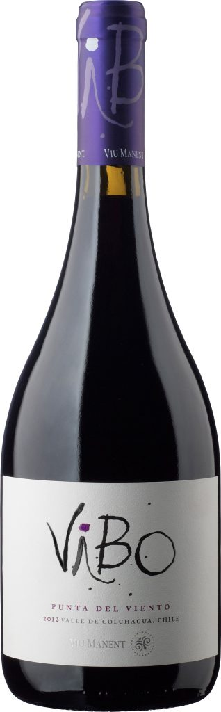 Viu Manent - Vibo Punta Del Viento 2012 6x 75cl Bottles