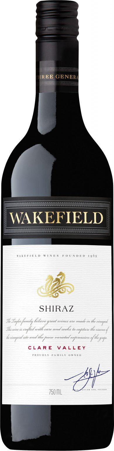 Wakefield Wines - Wakefield Estate Shiraz 2016 6x 75cl Bottles