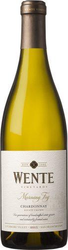 Wente Vineyards - Vineyard Selection Morning Fog Chardonnay 2016 75cl Bottle