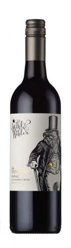 Wild & Wilder - The Opportunist Shiraz Langhorne Creek South Australia 2018 75cl Bottle
