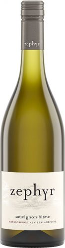 Zephyr - Marlborough Sauvignon Blanc 2018 75cl Bottle