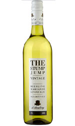 d'Arenberg - The Stump Jump White Blend 2017 75cl Bottle