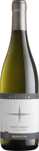 Mezzacorona - Castel Firmian Pinot Grigio Riserva 2017 75cl Bottle