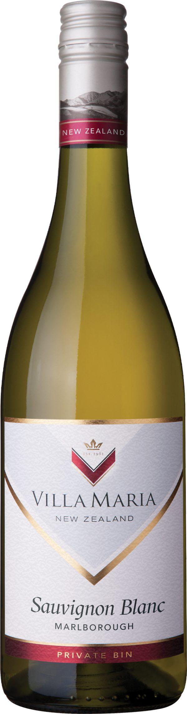 Villa Maria - Private Bin Sauvignon Blanc 2019 75cl Bottle