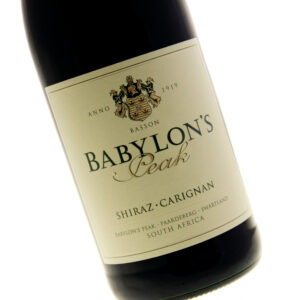 Babylon's Peak - Shiraz/Carignan 2017 6x 75cl Bottles