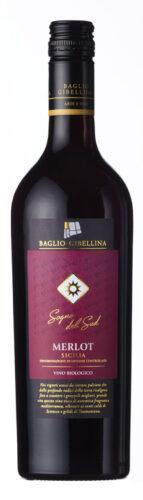 Baglio Gibellina - Sogno del Sud Organic Merlot DOC 2018 6x 75cl Bottles