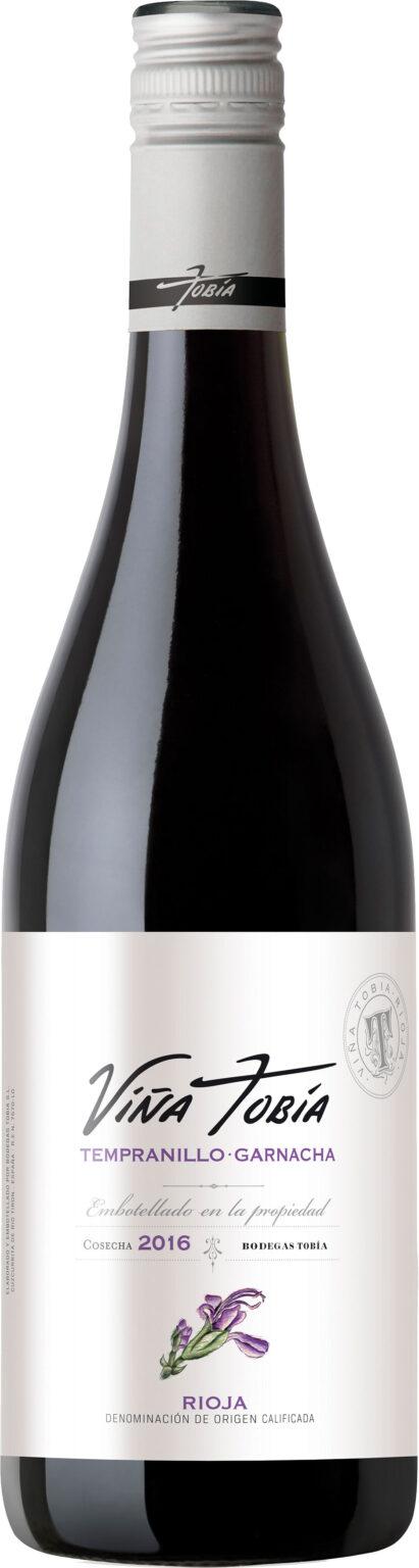 Bodegas Tobia - Vina Tobia Tinto 2016 75cl Bottle