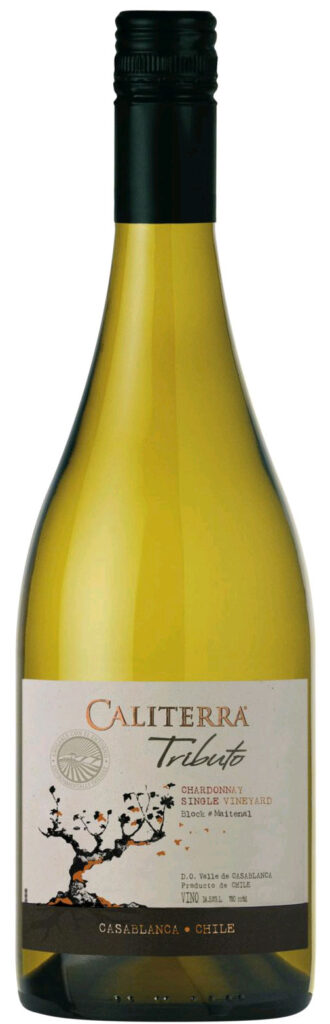 Caliterra - Tributo Chardonnay 2013 6x 75cl Bottles