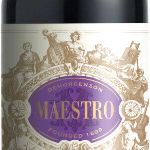 Demorgenzon - Maestro Red 2015 75cl Bottle
