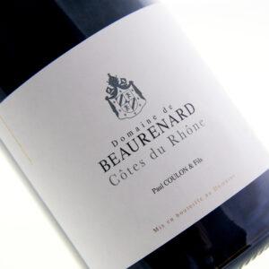 Domaine de Beaurenard - Cotes-du-Rhone 2018 6x 75cl Bottles