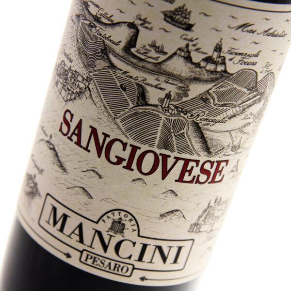 Fattoria Mancini - Sangiovese 2016 6x 75cl Bottles