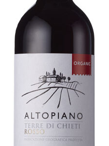 Feudo Antico - Altopiano Rosso Biologico IGP 2017 12x 75cl Bottles