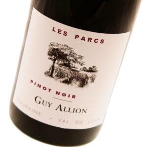 Guy Allion - Pinot Noir Les Parcs 2016 6x 75cl Bottles