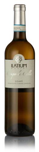 ILatium Morini - Soave DOC Campo Le Calle Veneto 2017 6x 75cl Bottles