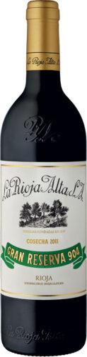 La Rioja Alta - 904 Gran Reserva 2011 75cl Bottle