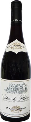 M. Chapoutier - Cotes du Rhone 2018 75cl Bottle