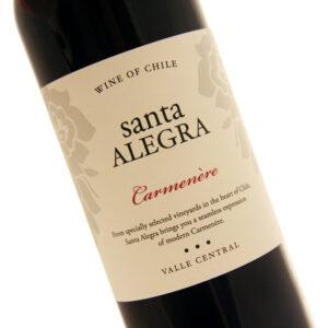 Santa Alegra - Carmenrre 2018 12x 75cl Bottles