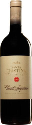Santa Cristina - Chianti Superiore 2017 6x 75cl Bottles