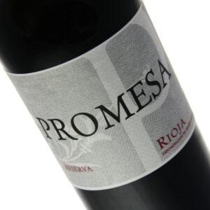 Via Bujanda - Promesa Rioja Reserva 2012 6x 75cl Bottles