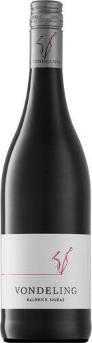 Vondeling - Baldrick Shiraz 2016 75cl Bottle